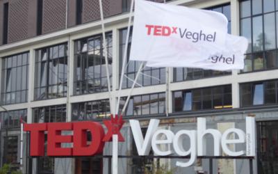 Derde TEDx in Veghel met als centraal thema 'verandering'
