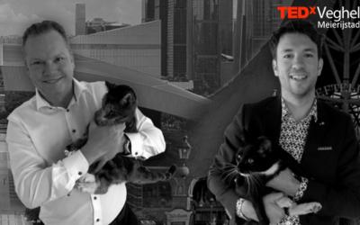 Eerste twee sprekers derde editie TEDxVeghel bekend
