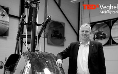 'Kan niet' bestaat niet voor spreker TEDxVeghel