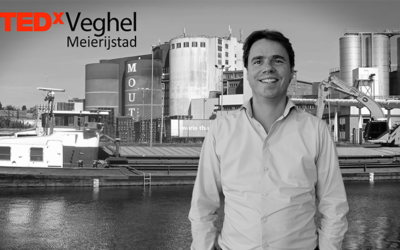 Peer Swinkels, CEO gloednieuwe ROYAL Swinkels Family Brewers, 7e spreker TEDxVeghel