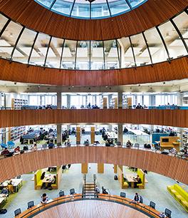 Library Universiteit Wageningen