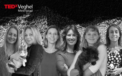 6 Vrouwen spreken op de 3e editie van TEDxVeghel Meijerijstad