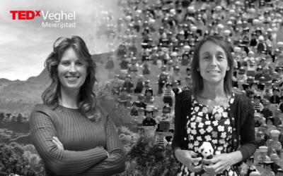 Powervrouwen over CHANGE tijdens TEDxVeghel op 4 oktober 2019