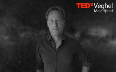 TEDxVeghel kondigt de allerlaatste spreker aan