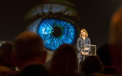 Tranen, verbaasde blikken en lachsalvo's, TEDxVeghel had het allemaal
